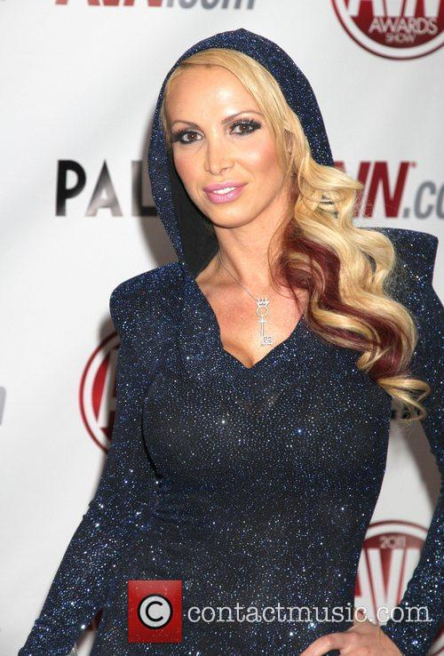 Nikki Benz The AVN Awards 2011 held at...