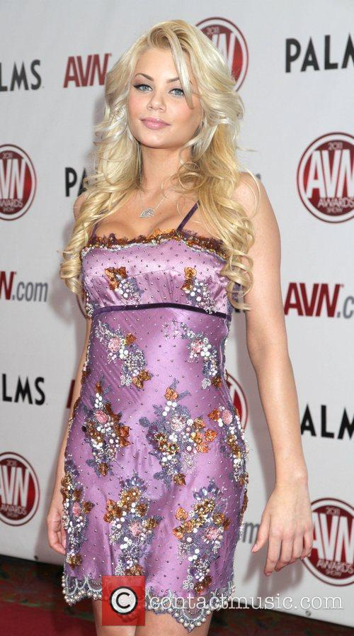 Riley Steele The AVN Awards 2011 held at...