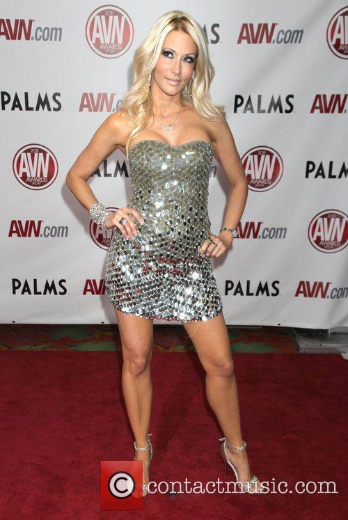 Jessica Drake The AVN Awards 2011 held at...