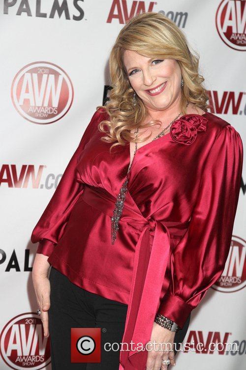 Lisa Lampanelli The AVN Awards 2011 held at...