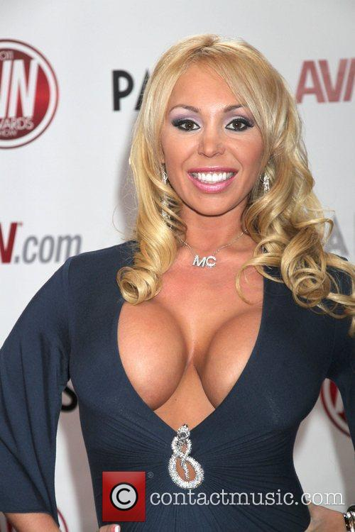 The AVN Awards 2011 held at the Palms...