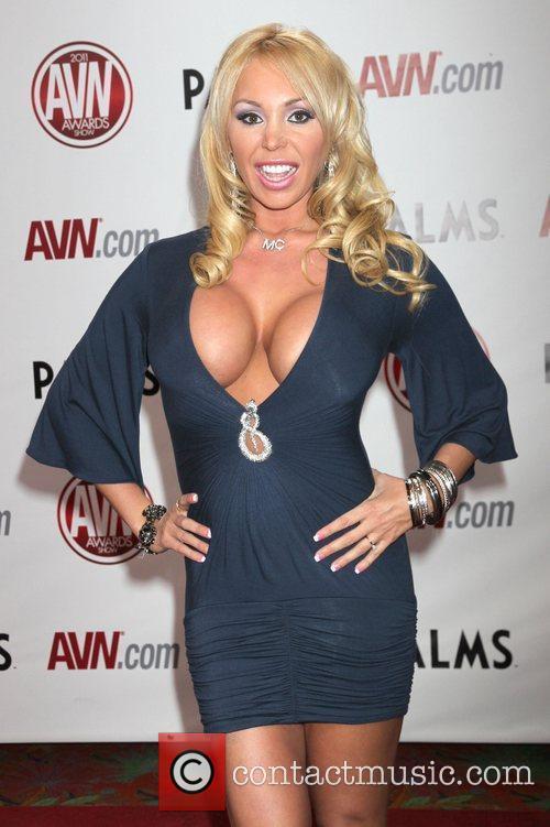 Mary Carey The AVN Awards 2011 held at...