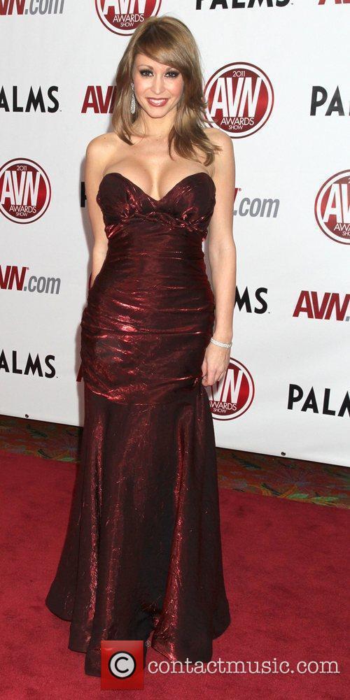 Monique Alexander The AVN Awards 2011 held at...