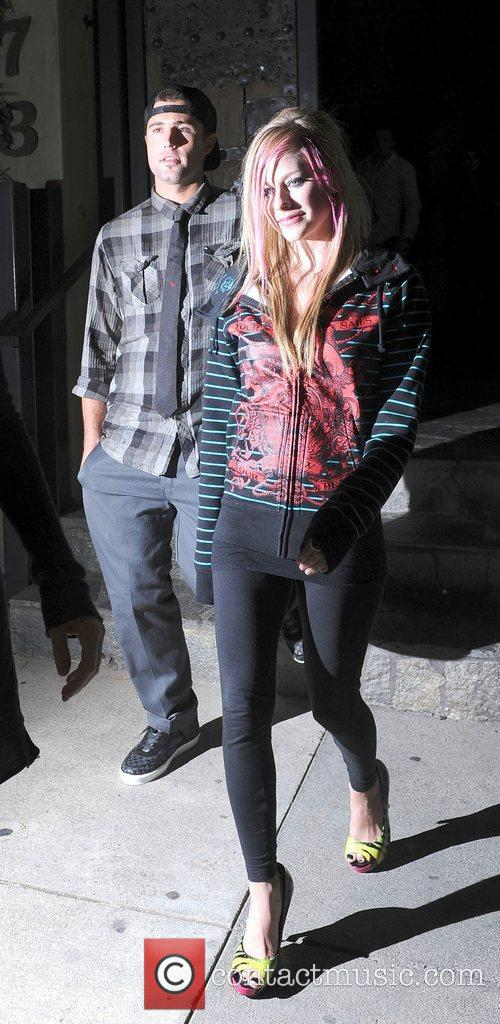 Avril Lavigne and Brody Jenner 3
