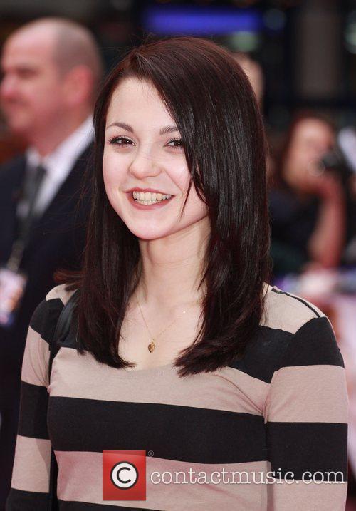 Kathryn Prescott 'The Back-Up Plan' UK film premiere...