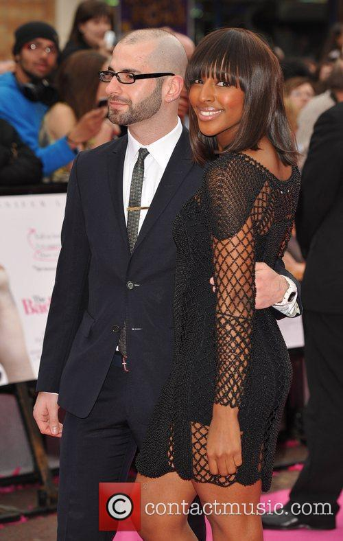 Alexandra Burke and guest 'The Back-Up Plan' UK...