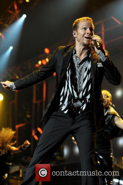 Brian Littrell and Backstreet Boys 11