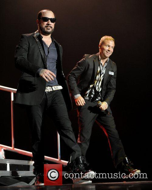 Brian Littrell and Backstreet Boys 8
