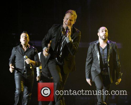 Howie Dorough, Backstreet Boys and Brian Littrell 9
