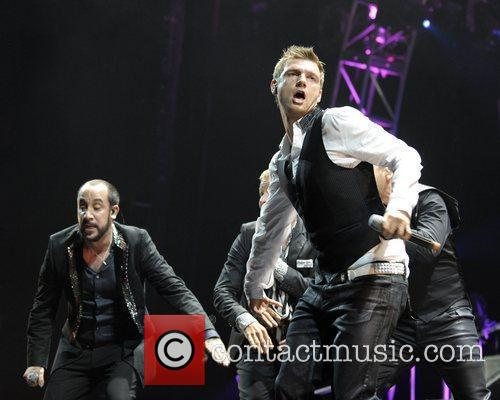 Nick Carter and Backstreet Boys 6