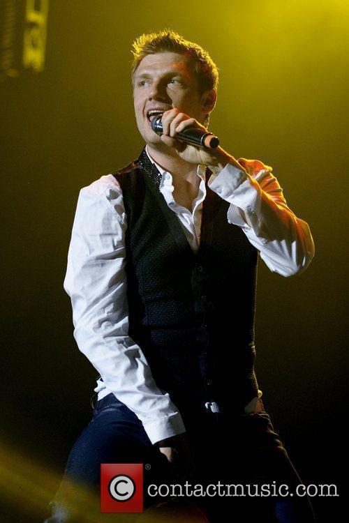 Nick Carter and Backstreet Boys 10