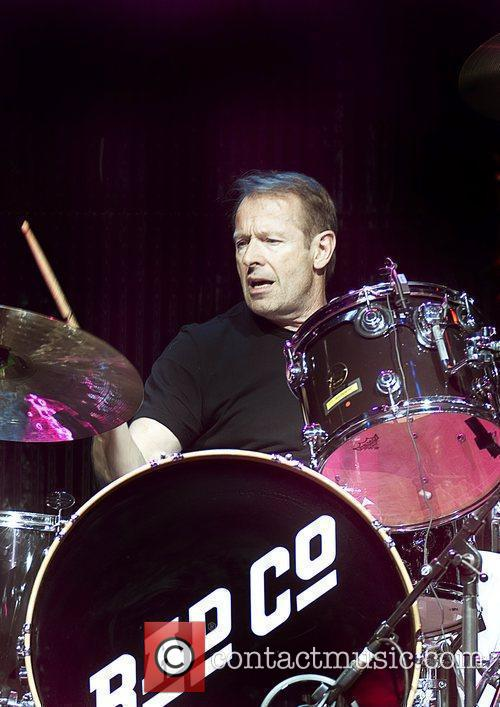 Bad Company performing at Manchester Evening News Arena
