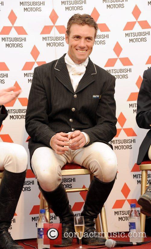 Australian Paul Tapner riding 'Inonothing' wins the Mitsubishi...
