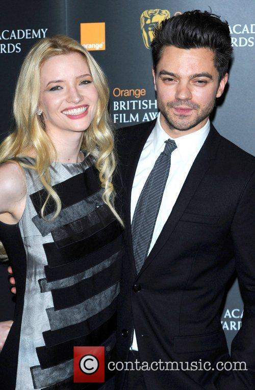 Talulah Riley and Dominic Cooper 1