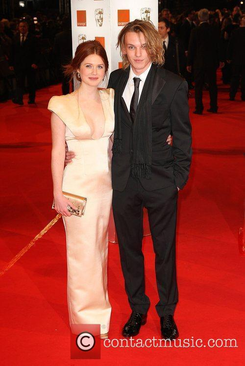 Bonnie Wright and Jamie Campbell Bower 4