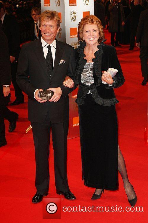nigel lythgoe twitter. Nigel Lythgoe and Cilla Black