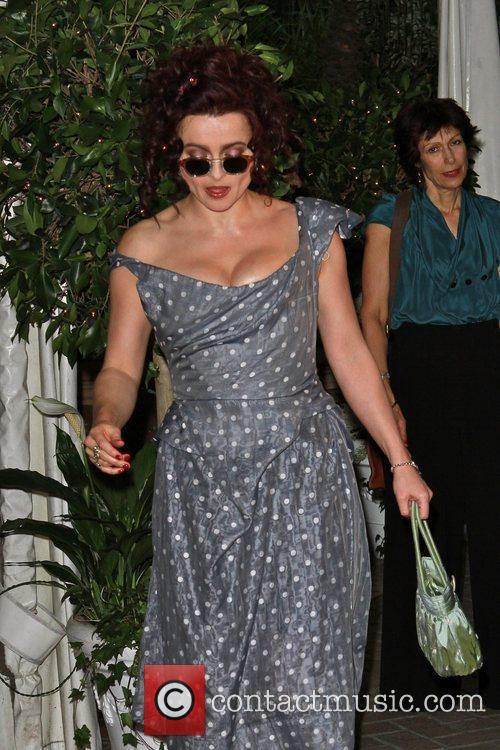 Helena Bonham Carter, Kate Flannery, BAFTA