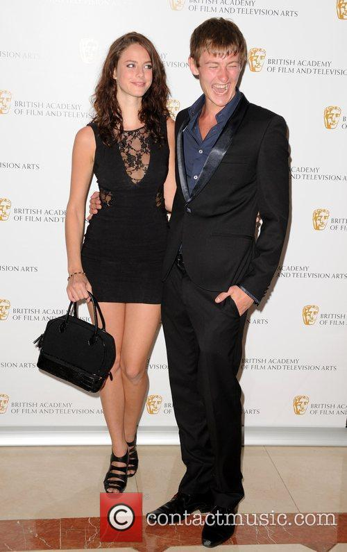 Kaya Scodelario and Elliot Tittensor