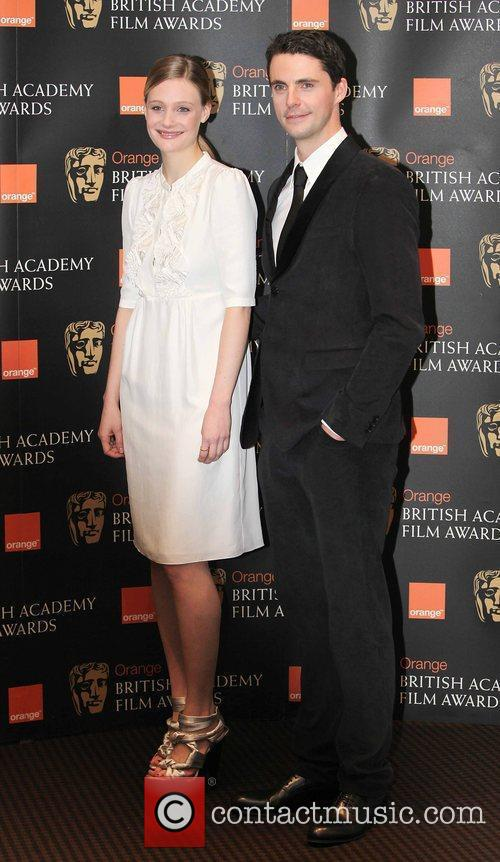 Romola Garai and Matthew Goode 4