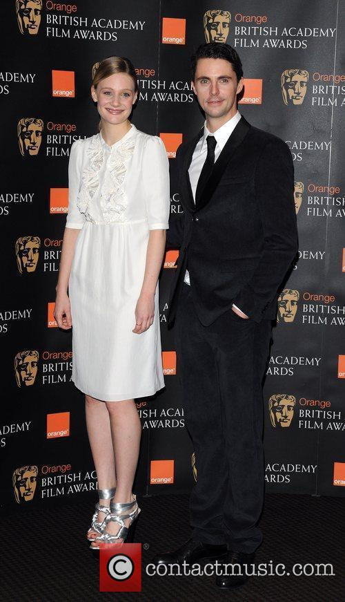 Romola Garai and Matthew Goode 10