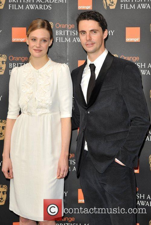 Romola Garai and Matthew Goode 9