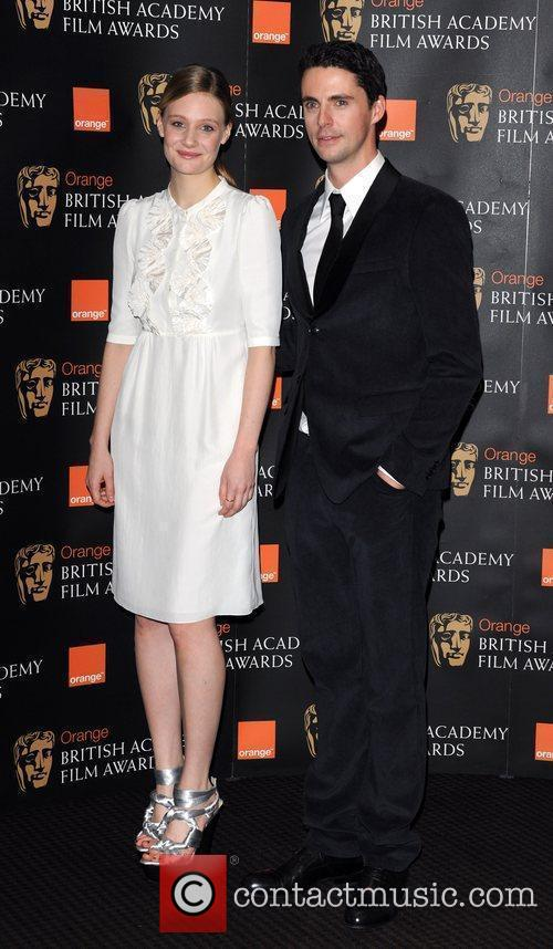 Romola Garai and Matthew Goode 7