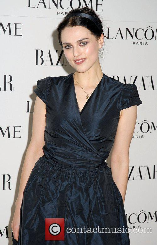 Guest Lancome and Harper's Bazaar Pre-BAFTA Party at...