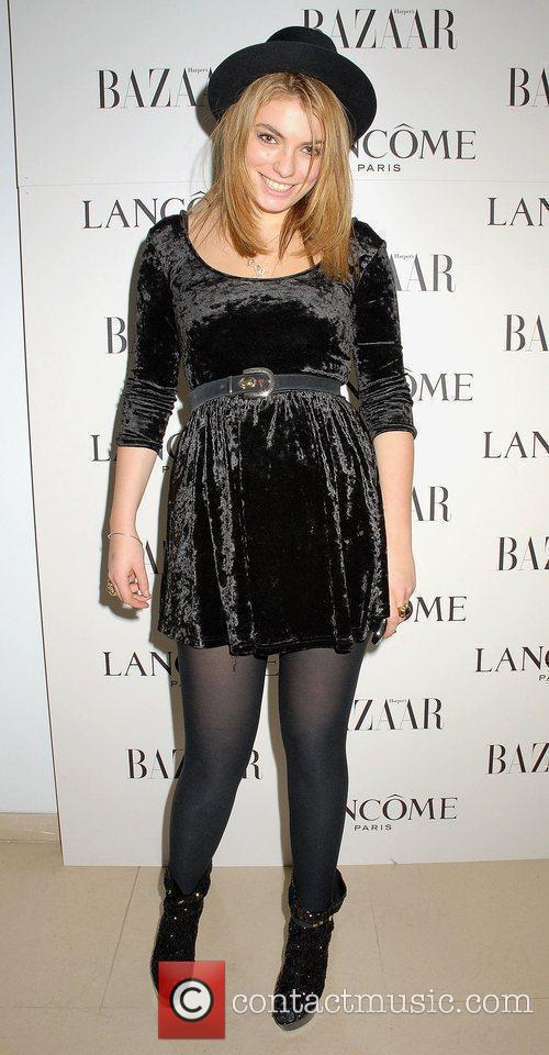 Lancome and Harper's Bazaar Pre-BAFTA Party at St...