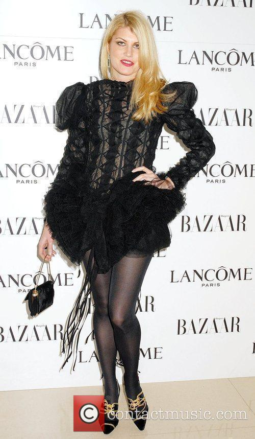 Meredith Ostrom Lancome and Harper's Bazaar Pre-BAFTA Party...
