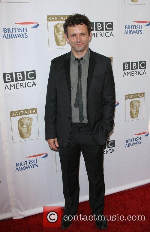 Michael Sheen 8th Annual BAFTA/LA TV Tea Party...