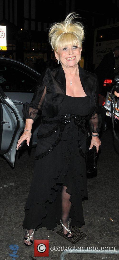 Barbara Windsor Philips British Academy Television Awards 2010...