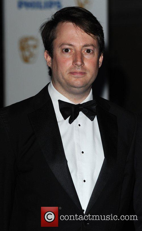 David Mitchell Philips British Academy Television Awards 2010...