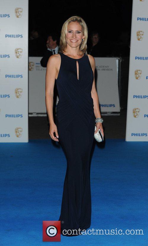 Sophy Raworth Philips British Academy Television Awards 2010...