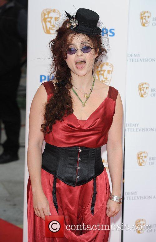 Helena Bonham-Carter Philips British Academy Television Awards 2010...