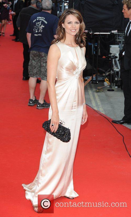 Beverley Turner Philips British Academy Television Awards (BAFTA)...