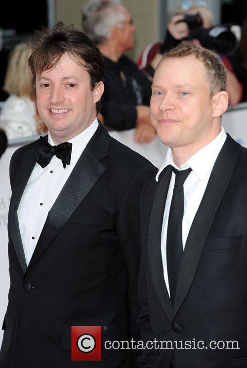 David Mithcell and Robert Webb  Philips British...
