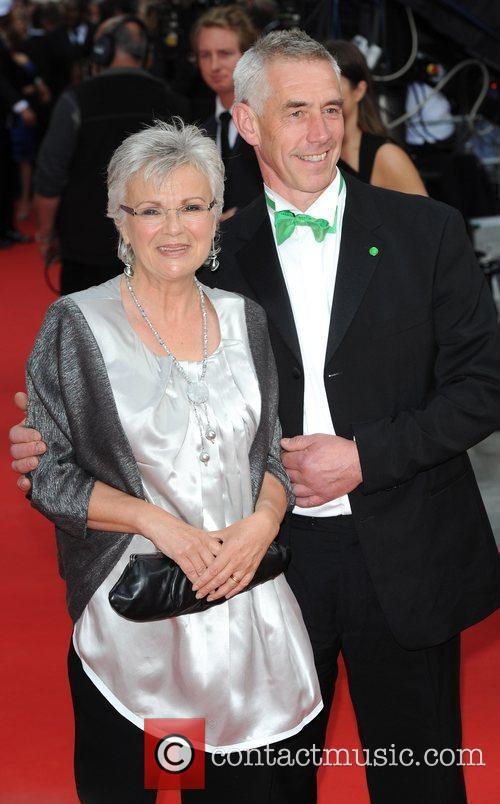Julie Walters and guest Philips British Academy Television...