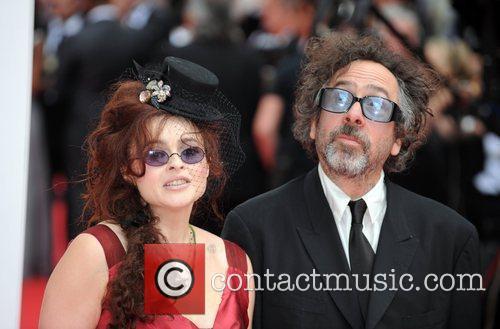Helena Bonham Carter and Tim Burton Philips British...