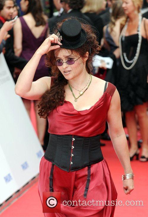 Helena Bonham Carter Philips British Academy Television Awards...