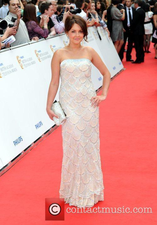 Lacey Turner Philips British Academy Television Awards 2010...