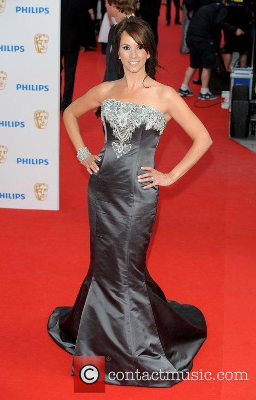 Andrea McLean Philips British Academy Television Awards 2010...