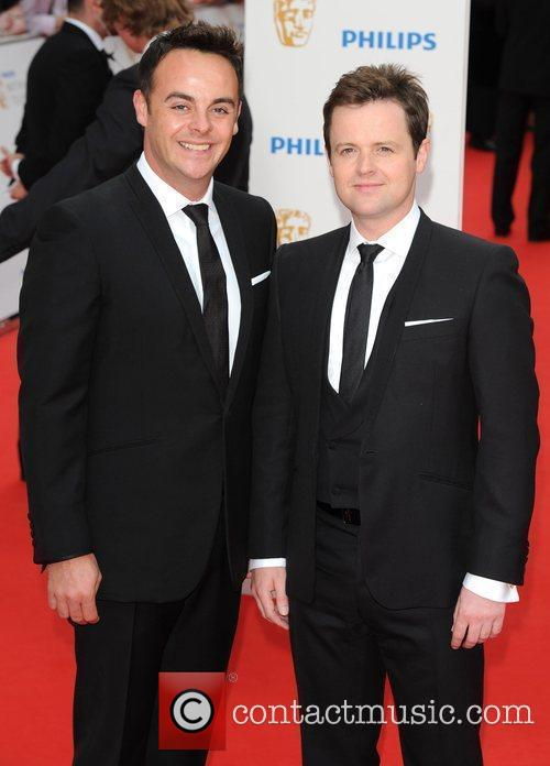 Ant McPartlin and Declan Donelly Philips British Academy...