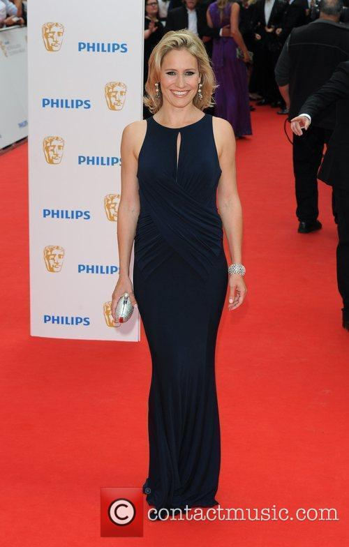 Sophie Raworth Philips British Academy Television Awards 2010...