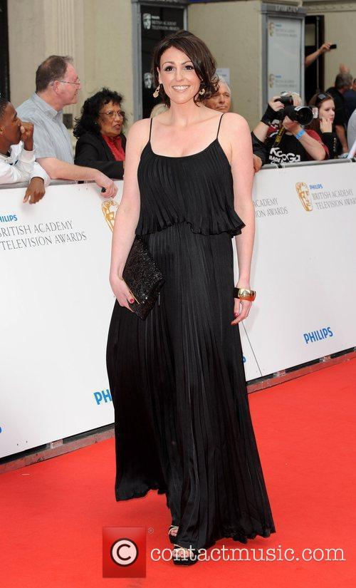 Suranne Jones Philips British Academy Television Awards 2010...