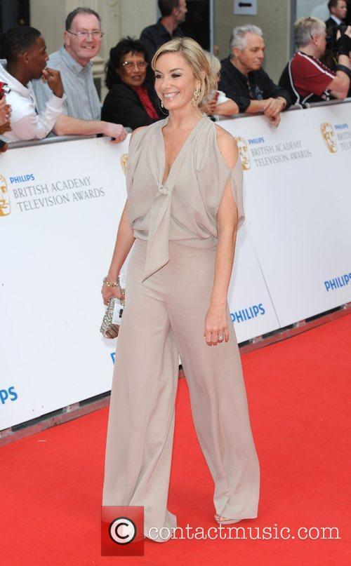 Tamzin Outhwaite Philips British Academy Television Awards 2010...