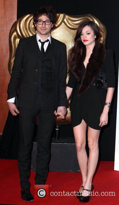 Alex Zane and guest BAFTA Video Games Awards...