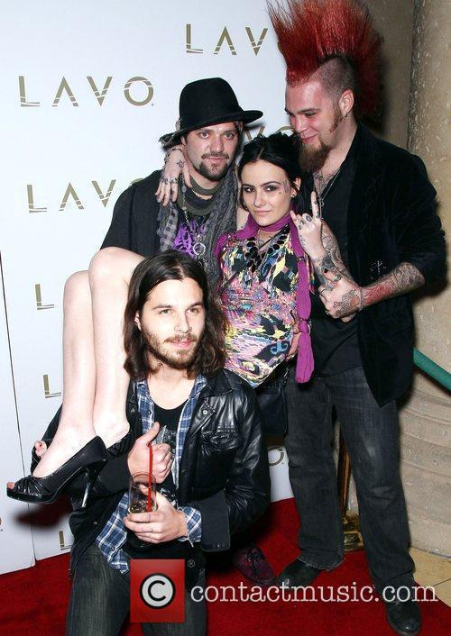 Bam Margera, Jackass and Las Vegas 8