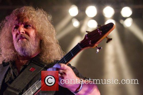 Barclay James Harvest featuring Les Holroyd performing live...