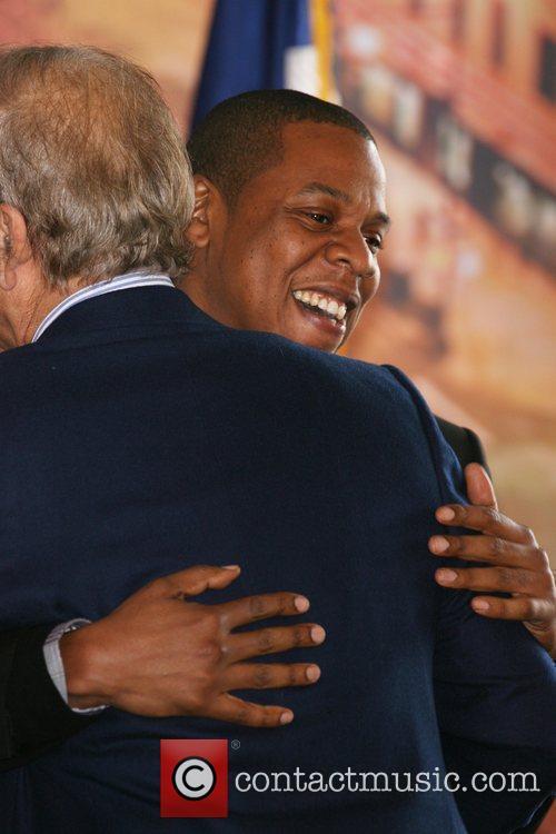 Jay-Z aka Shawn Carter  Barclays Center at...