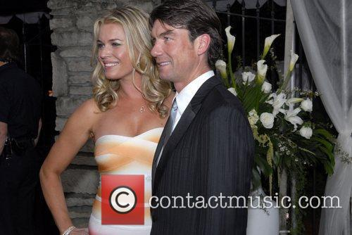 Jerry O'connell and Rebecca Romijn 3